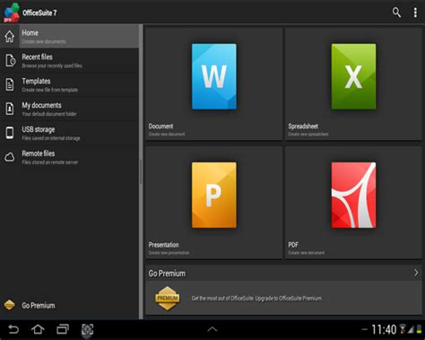 office suit apk office suit 7 premium pdf fonts v7 5 2087 apk