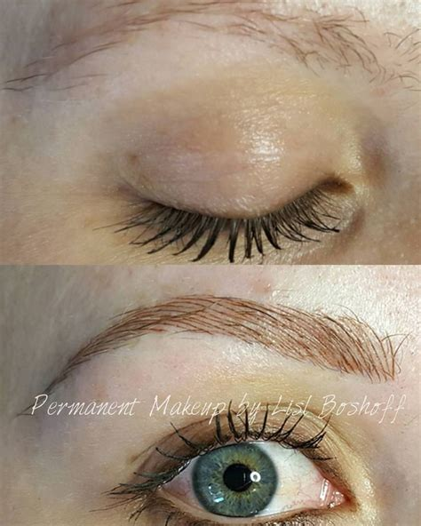 tattoo eyebrows richmond bc 30 best semi permanent eyebrow treatment images on