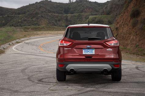 2014 Ford Escape Se by 2014 Ford Escape Se 1 6 Ecoboost Test