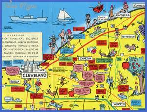 cleveland map maps update 750560 cleveland tourist attractions map cleveland map tourist attractions 61