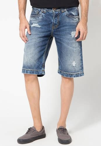 Shorts Denim Lois jual lois pant denim original zalora indonesia