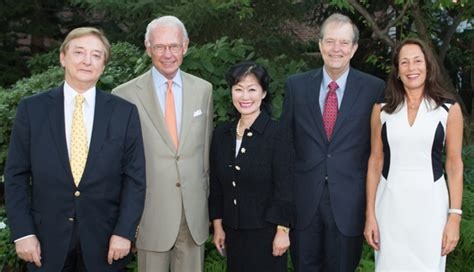 Hbs Mba Alumni Careers by Five Remarkable Leaders Receive 2013 Harvard Business