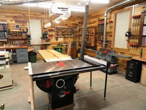 woodworking shop layout ideas a beautiful woodshop woodworking shop
