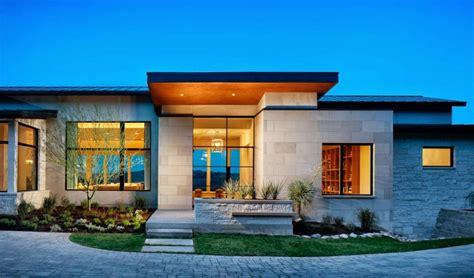modern hill house designs fachadas de casas bonitas