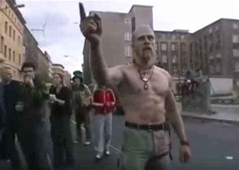 Know Your Meme Techno Viking - watch a documentary on the infamous techno viking
