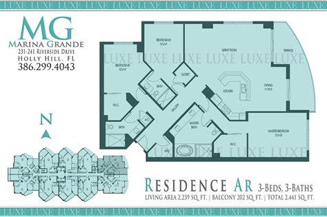 10 s riverside floor plan marina grande on the halifax condos floor plan 231 241