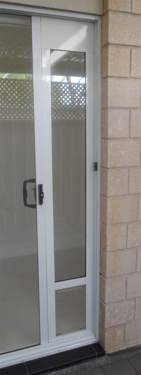 Doggie Door Sliding Screen Door Sliding Screen Door With Pet Door