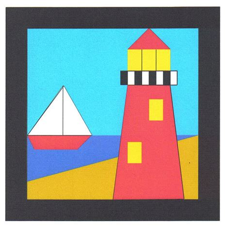 lighthouse quilt pattern items similar to lighthouse quilt block pattern on etsy