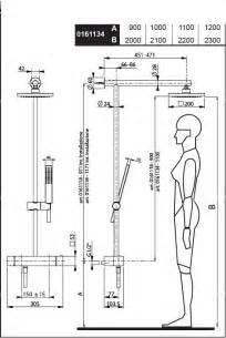 colonne de thermostatique r016134 hidalgo