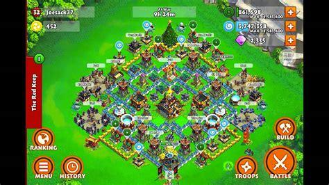game design newcastle samurai siege new castle lvl8 base design very good
