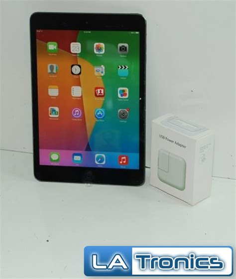 Mini 16gb A1432 apple mini 16gb 7 9 quot mf432ll a wifi a1432 space gray tablet 1st generation ebay