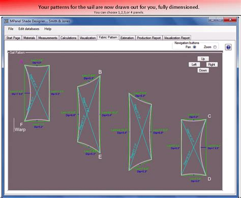 awning design software shadow analysis with mpanel shade designer and awning