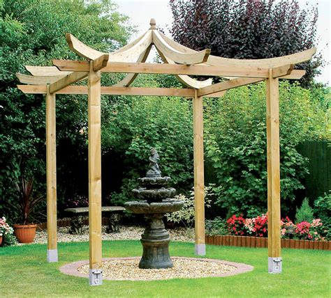 garden gazebo kits steps towards designing your pergolas in garden pergola