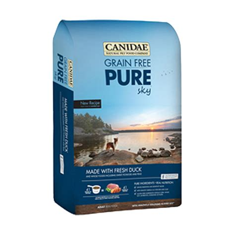 canidae puppy food canidae grain free sky formula food 4lb petistore
