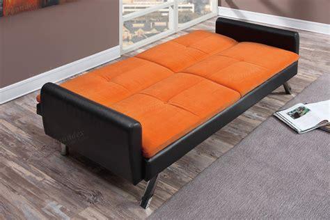 orange leather sectional sofa zed orange leather sofa bed steal a sofa furniture