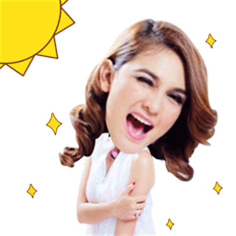 Set Lunamaya new stickers available on wechat with more coming soon trutower