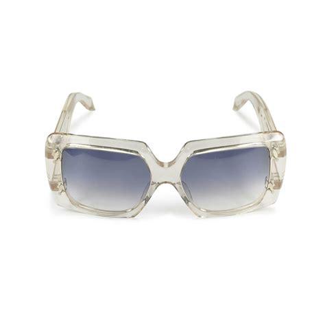 Kacamata Unisex Beckham Set second beckham square framed clear sunglasses the fifth collection