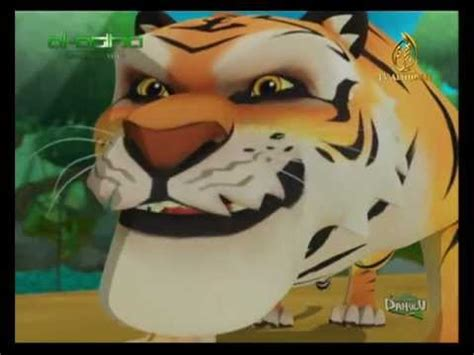 film kartun kancil pada zaman dahulu 2012 sang kancil harimau part 3 3