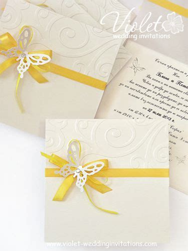 best 25 yellow wedding invitations ideas on rustic wedding save the date ideas