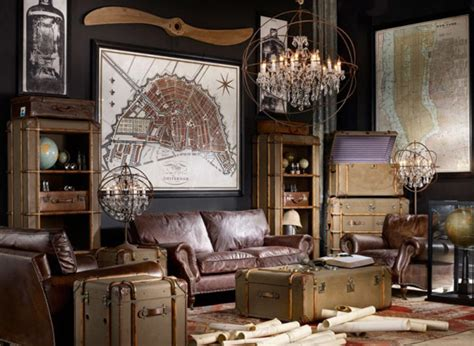 home interior design vintage 20 creative and inspiring eclectic vintage room designs by timothy oulton freshome com