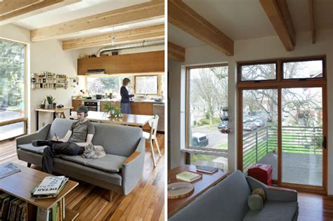 portland home interiors harpoon house in portland showcases small home