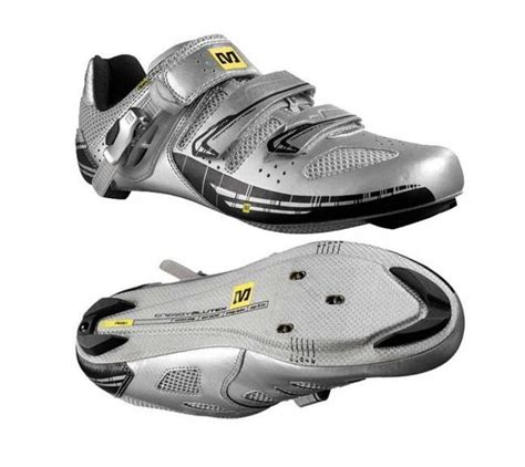 mavic bike shoes mavic galibier road bike cycling shoes silver