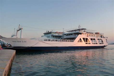 ferry boat agia marina nea styra styra agia marina consortium h q gtp
