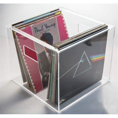 12 Vinyl Record Storage Boxes by 46 Vinyl Box Storage Record Storage Box For 12 Vinyl Lp