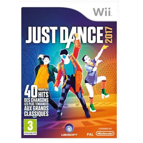 wii console just just 2017 jeu wii achat vente jeux wii just