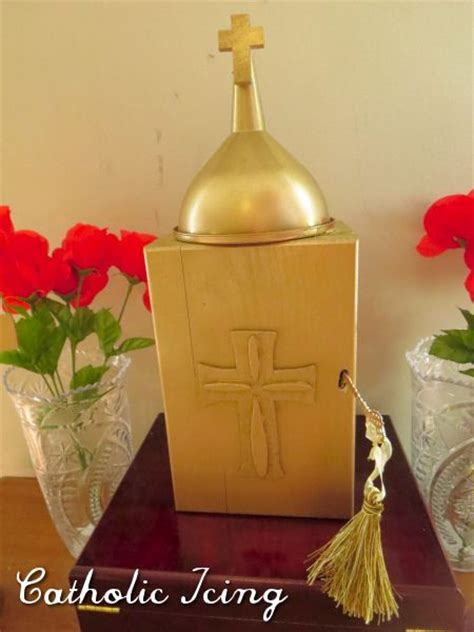 tabernacle craft for how to craft a tabernacle a mass kit for catholic
