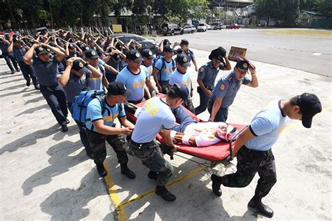 Earthquake Drill | earthquake drill held at crame metro news the