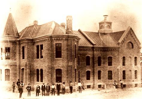 Ellis County Arrest Records Ellis County 1888