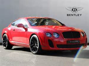 Bentley Continental Gt Supersport Used 2010 Bentley Continental Gt Supersports For Sale In