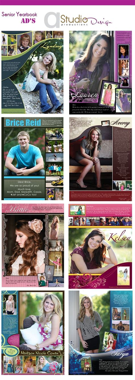senior page layout ideas yearbook 78 best yearbook senior ad ideas images on pinterest
