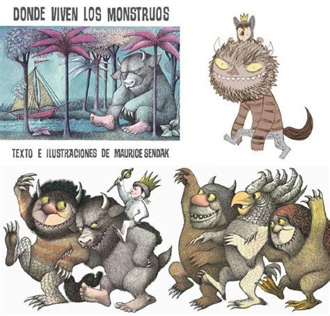 leer libro donde viven los monstruos where the wild things are historias para dormir gratis descargar 25 cuentos infantiles que nos hablan de los miedos rejuega y disfruta jugando