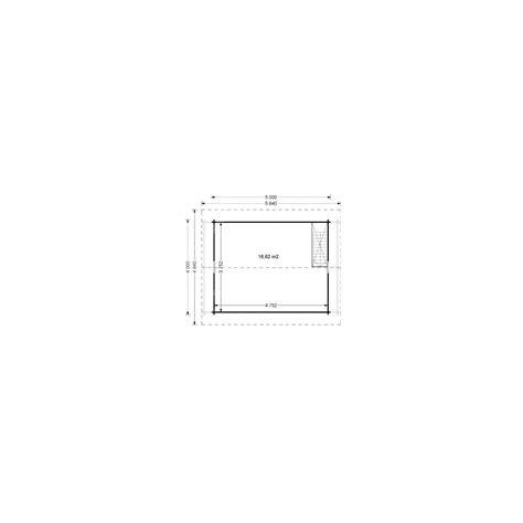 garage bois en kit 174 chalet nancy 19 9m2 mezzanine en bois massif en kit