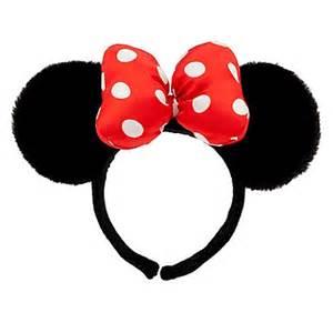 disney headband hat minnie mouse plush ears