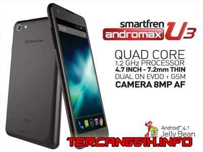 Handphone Oppo U3 spesifikasi smartfren andromax u3 info tercanggih