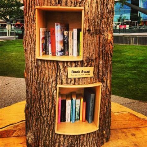 tree bookcase for the of books