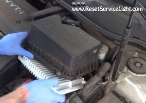 2011 Toyota Camry Filter Location How To Change The Air Filter On Toyota Camry 2007 2011