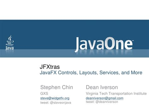 javafx layout performance jfxtras javafx controls layout services and more