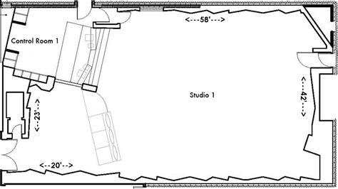 photography studio layout plans design eastwest studios studio one