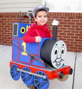 halloween costumes for a 3 year old boy coolest homemade thomas the train boy costume 30