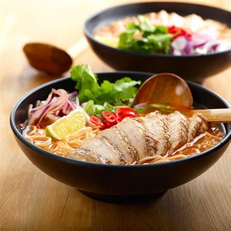 pic cuisine wagamama food menu japanese cuisine