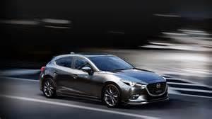 2017 mazda 3 facelift imminent for australia chasing cars