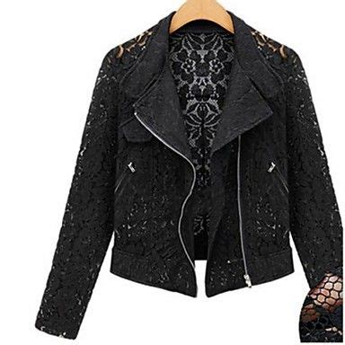 Also Black Lace Blazer Diskon Murah 17 best images about coats on single breasted galaxy hoodie and striders