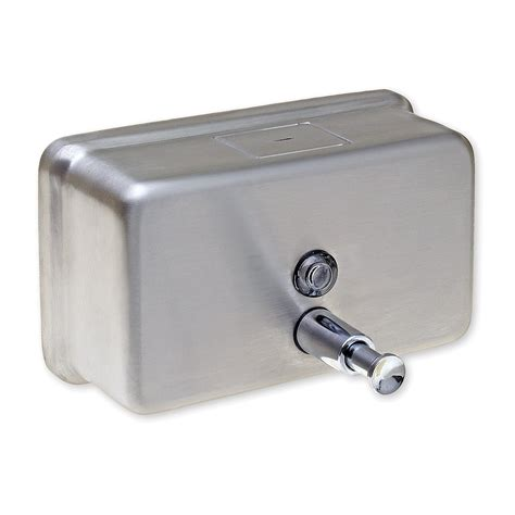 stainless steel bathroom hardware harney hardware 19059 washroom liquid soap dispenser