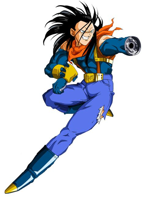 superuser android android 17 villains wiki villains bad guys comic books anime
