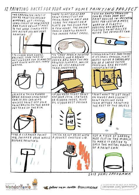 hack and paint 12 painting hacks for your next home painting project 171 the secret yumiverse