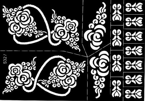 henna tattoo how to use best 25 henna stencils ideas on henna diy
